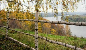 Прясло — участок стены или ограды