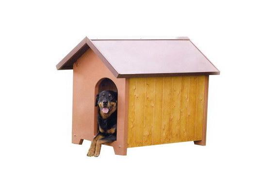 Как сделать собачью будку?